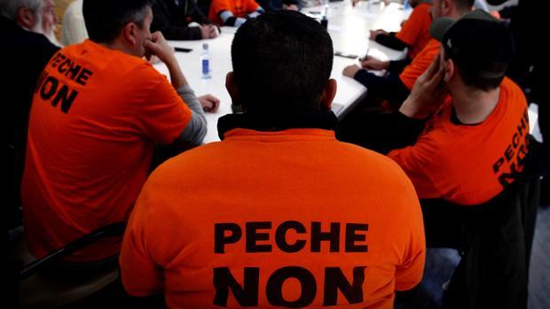 Reunión de trabajadores de Alcoa con el BNG