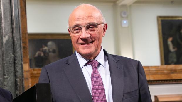 El presidente del Banco Sabadell, Josep Oliu