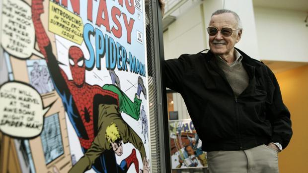 Stan Lee, fotografiado en 2016