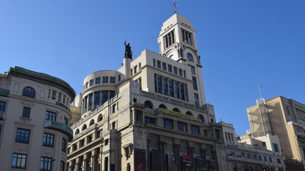 Círculo de Bellas Artes de Madrid. - Belén Rodrigo.
