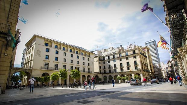 Imagen de la Audiencia de Alicante, donde se han juzgado los abusos