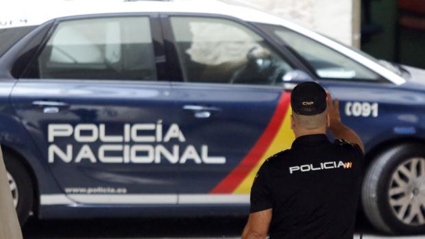 Imagen de archivo de la entrada a los juzgados de Alicante