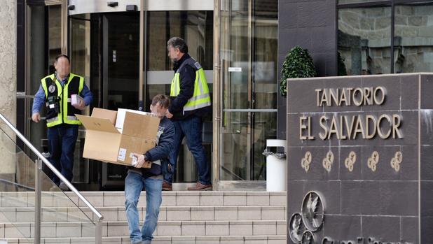 Tanatorio «El Salvador» de Valladolid investigado por fraude