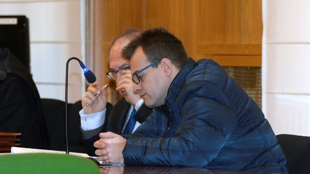 El Terre, durante la vista oral en la Audiencia de Valladolid