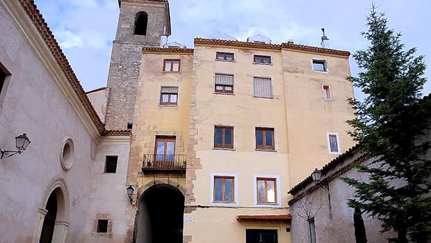 Iglesia de San Nicolás de Bari, en Cuenca