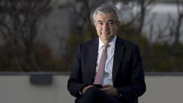 El número uno de Cs al Parlamento Europeo, Luis Garicano