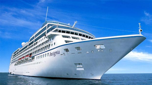 Crucero «Insignia»