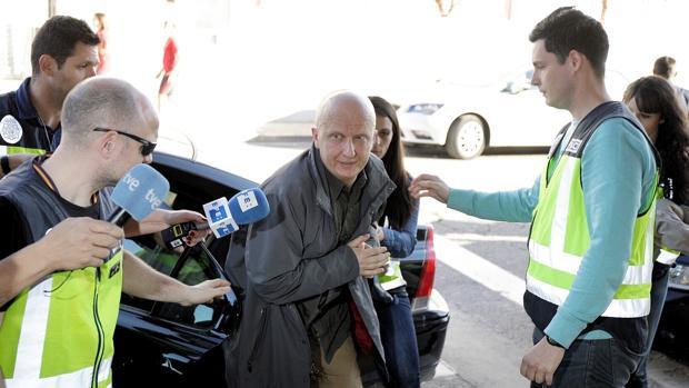 Imagen de archivo de Paco Sanz, acusado de estafa
