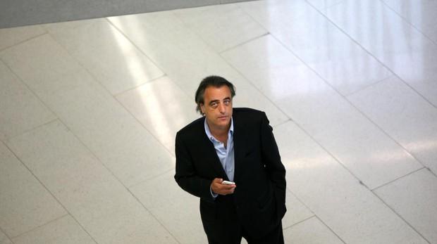 Pau Molins, el abogado de Santi Vila, Sandro Rosell o Narcís Serra, en una imagen de archivo