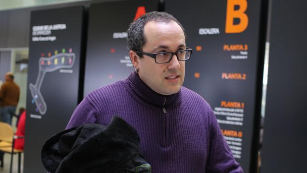 Alberto Cubero, en una de sus comparecencias ante los juzgados