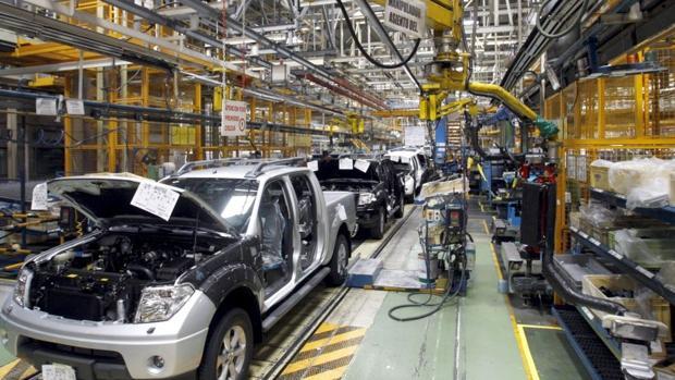 Fábrica de Nissan en Barcelona