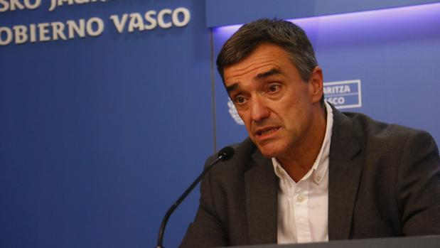 Jonan Fernández, secretario de Derechos Humanos del Gobierno vasco