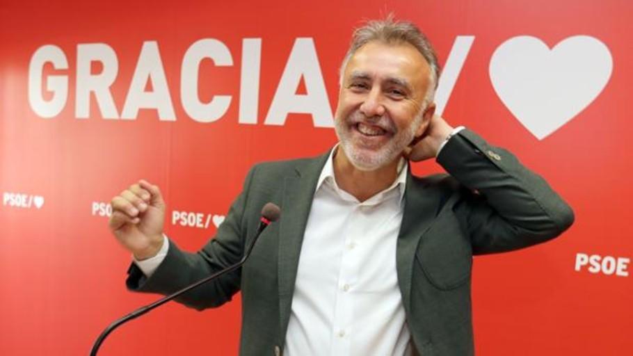 La investigación al candidato del PSOE en Canarias podría darle la presidencia de la comunidad al PP
