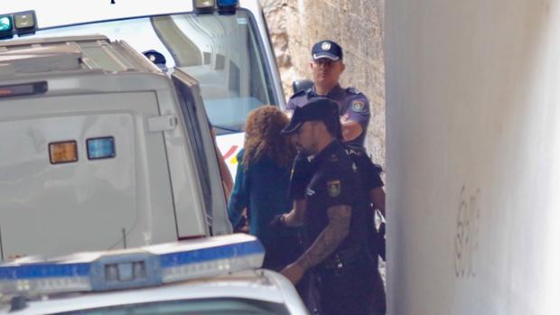 La «viuda negra» de Alicante,en los juzgados el pasado año