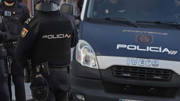 La redada fue realizada en una finca de Ricla por agentes de la Policía Nacional e inspectores de Trabajo