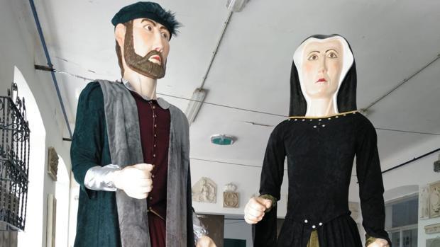 Juan de Padilla y María Pacheco