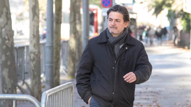 Oriol Pujo, hijo de Jordi Pujol encarcelado por el caso ITV, en diciembre