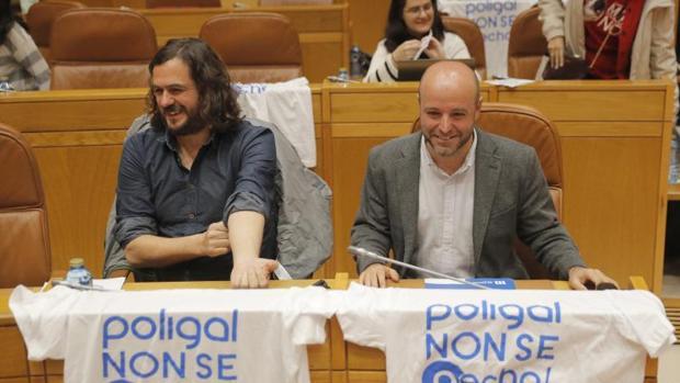 Sánchez y Villares, en una foto de archivo