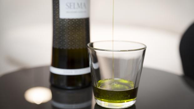 Aceite de oliva Selma