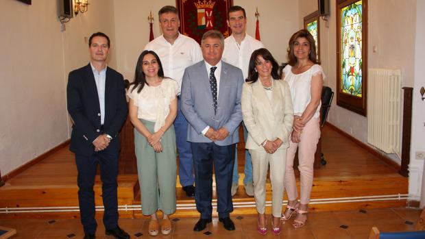 Equipo de Gobierno de Miguel Esteban