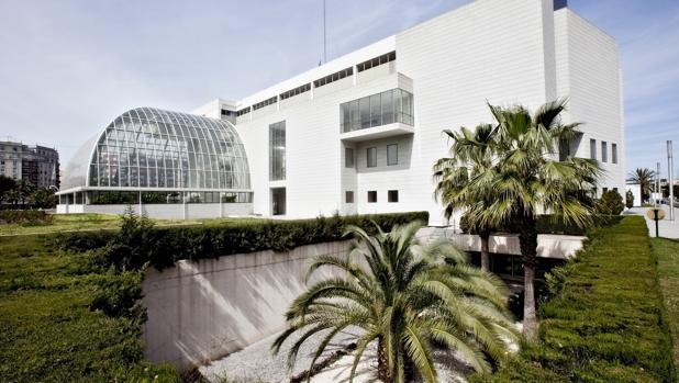 Imagen de archivo del Palau de la Música de Valencia