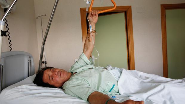 Imagen de archivo de El Soro tras ser sometido a una operación