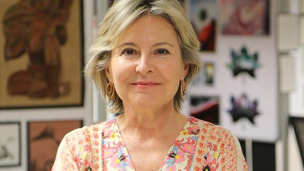 Amparo Gil, directora de Caxton College