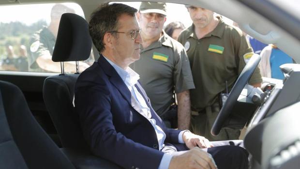 El presidente de la Xunta, en un acto este viernes en Santiago
