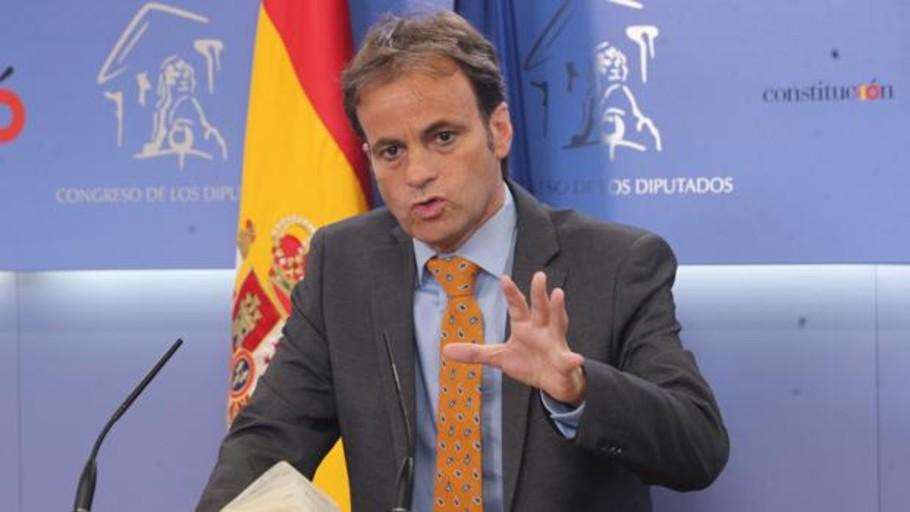 El líder de En Comú Podem pide «una mesa de diálogo» para abordar el referéndum de Cataluña