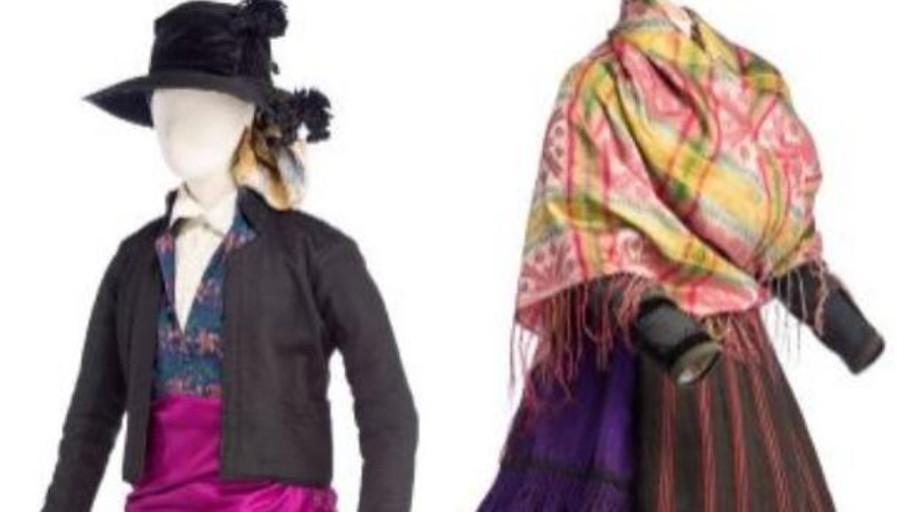 Viaje por la España de los siglos XVIII y XIX a través de sus ropajes
