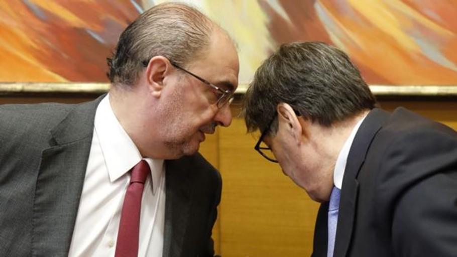 PSOE y PAR se hacen con el poder en 31 de las 33 comarcas de Aragón
