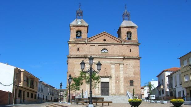 Imagen de pueblo castellanomanchego