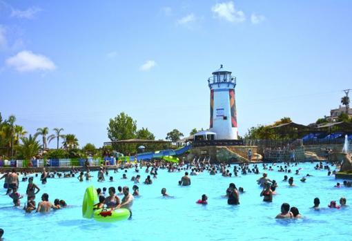 Imagen de la piscina de Aqua natura