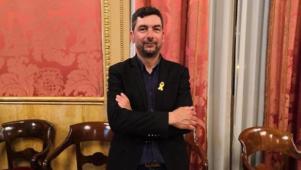 El presidente de la Cámara de Comercio de Barcelona, Joan Canadell.