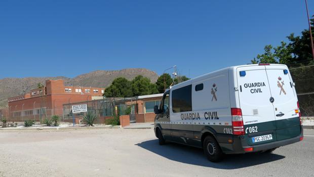 Imagen de archivo del exterior de la cárcel de Fontcalent