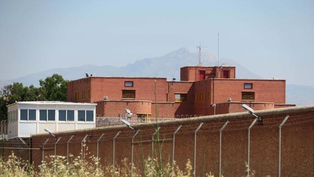 Imagen de archivo de la prisión de Fontcalent