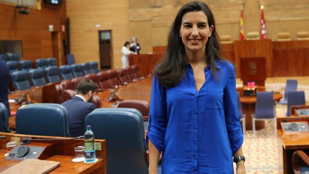 Rocío Monasterio, portavoz de Vox