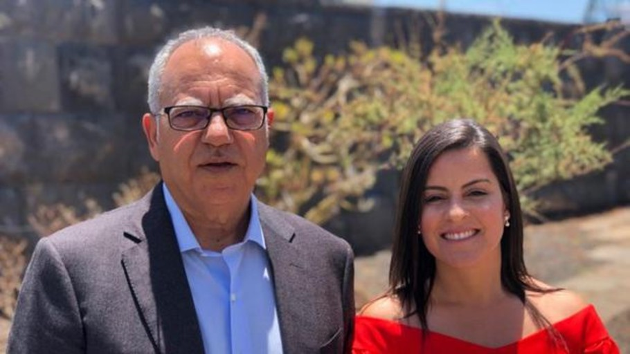 ASG y PSOE pactan en Canarias el reparto de Industria y Energía