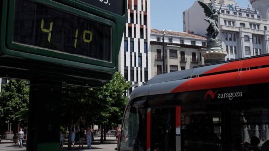 Verano letal: el calor ha disparado la mortalidad en Aragón en los últimos meses