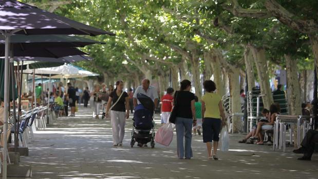 En cinco años, el censo de Aragón ha perdido 23.000 españoles y ha recibido 16.400 inmigrantes