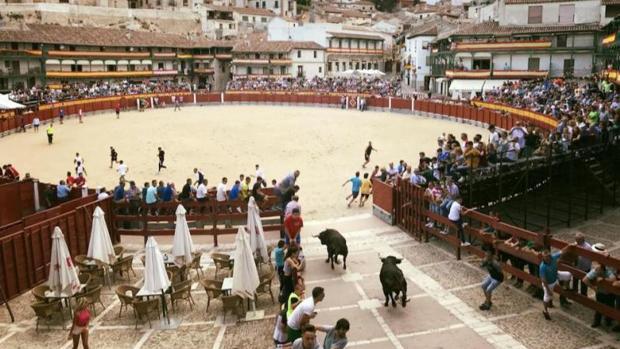 Fiestas y encierros de Chinchón