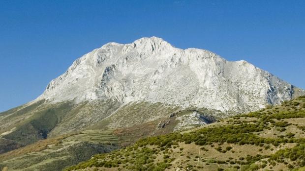 Pico Espigüete en Palencia