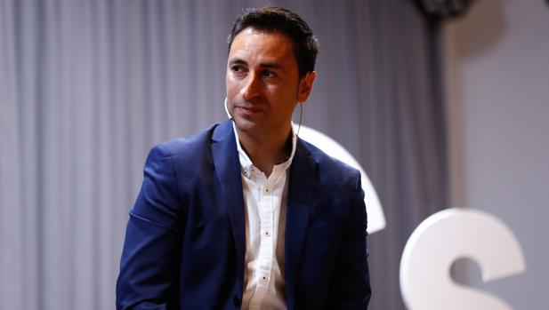 Javier Luengo, diputado de Cs