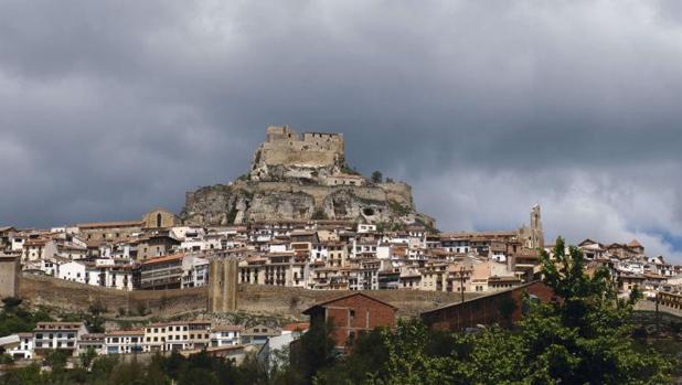 Vista panorámica de Morella