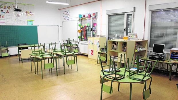 El colegio de San Salvador de Cantamuda (Palencia) cerrará sus puertas el próximo curso