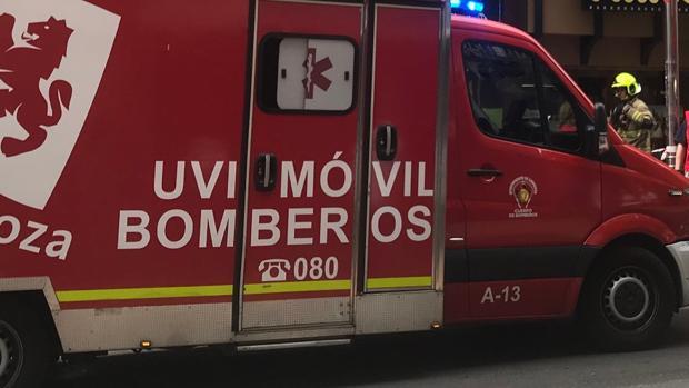 Los bomberos entraron en ambos domicilios a petición de la policía