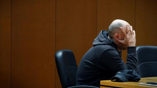 Un momento del juicio en la Audiencia Provincial de La Coruña