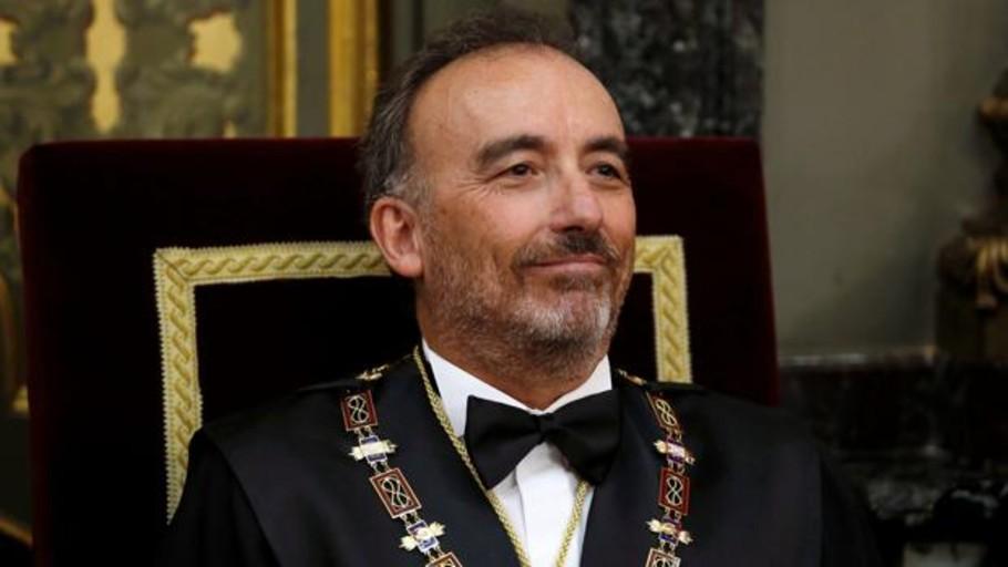 El Poder Judicial convoca la plaza de Marchena tras la sentencia del «procés»