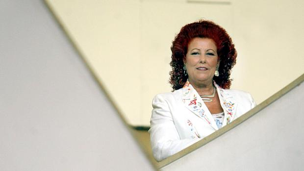 Imagen de archivo de la exdirectora del IVAM, Consuelo Císcar