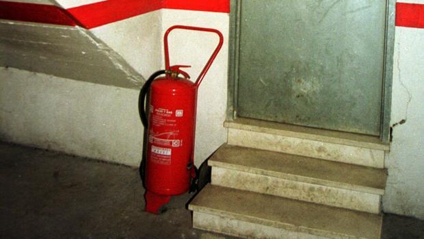 CSIF critica que cada vez hay más extintores sin revisar en las instalaciones municipales